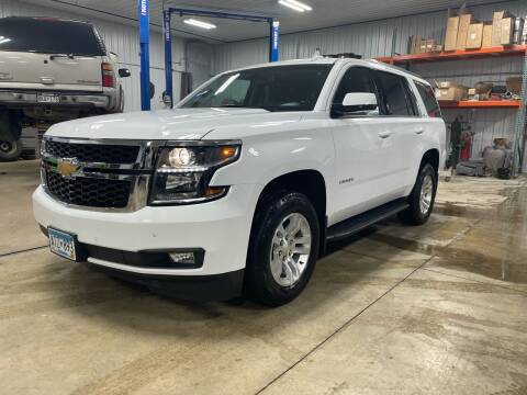 2019 Chevrolet Tahoe for sale at Southwest Sales and Service in Redwood Falls MN