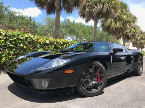 2006 Ford GT for sale at DS Motors in Boca Raton FL
