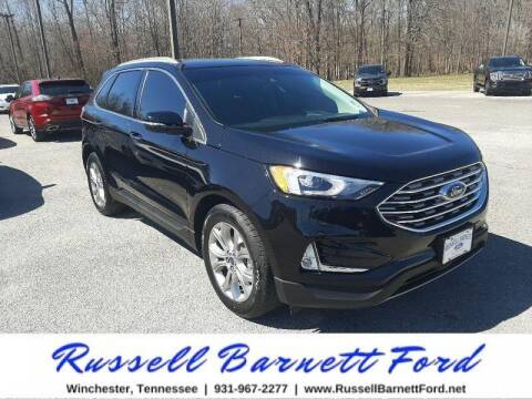 2019 Ford Edge for sale at Oskar  Sells Cars in Winchester TN