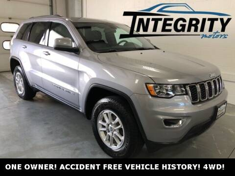 2020 Jeep Grand Cherokee for sale at Integrity Motors, Inc. in Fond Du Lac WI