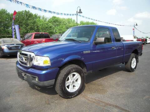 2006 Ford Ranger for sale at 1-2-3 AUTO SALES, LLC in Branchville NJ
