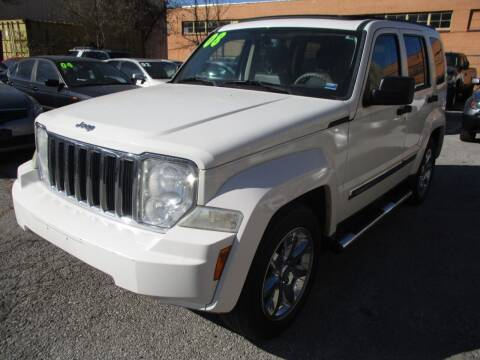 2008 Jeep Liberty for sale at Ideal Auto in Kansas City KS