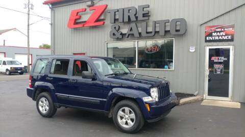 2012 Jeep Liberty for sale at EZ Tire & Auto in North Tonawanda NY