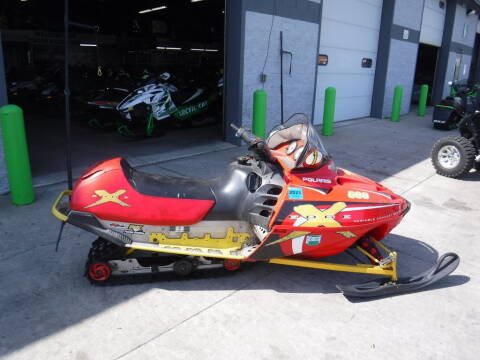 2001 Polaris EDGE X 600 for sale at Road Track and Trail in Big Bend WI