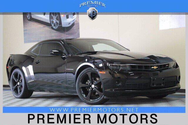 2014 Chevrolet Camaro for sale at Premier Motors in Hayward CA