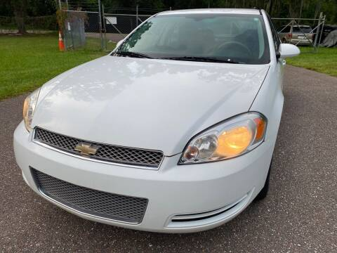 2014 Chevrolet Impala Limited for sale at Carlyle Kelly in Jacksonville FL