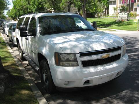 2007 Chevrolet Suburban for sale at StarMax Auto in Fremont CA