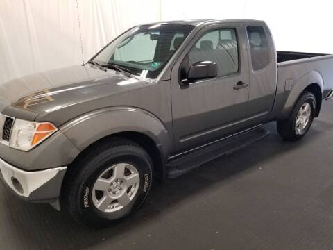 2008 Nissan Frontier for sale at Rick's R & R Wholesale, LLC in Lancaster OH