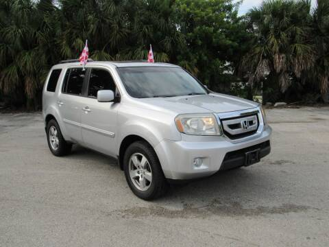 2011 Honda Pilot for sale at United Auto Center in Davie FL