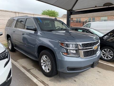 2015 Chevrolet Suburban for sale at Excellence Auto Direct in Euless TX
