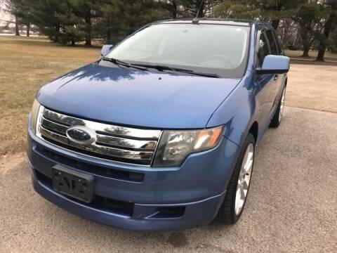 2010 Ford Edge for sale at Cj king of car loans/JJ's Best Auto Sales in Troy MI
