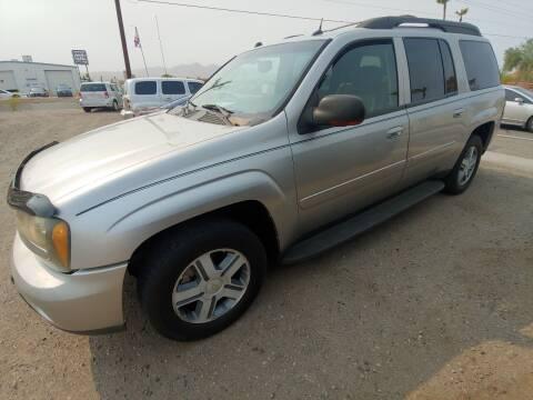 2005 Chevrolet TrailBlazer EXT for sale at ACE AUTO SALES in Lake Havasu City AZ