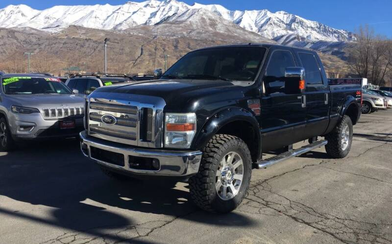 2008 Ford F-350 Super Duty for sale at PLANET AUTO SALES in Lindon UT