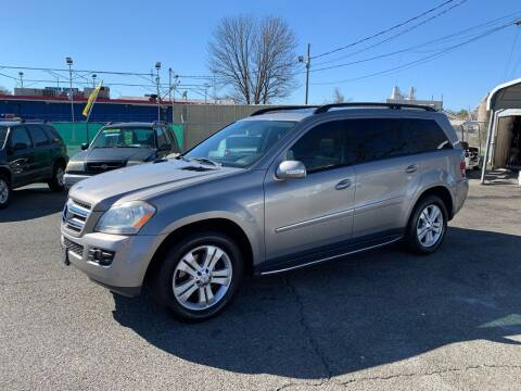2007 Mercedes-Benz GL-Class for sale at LINDER'S AUTO SALES in Gastonia NC
