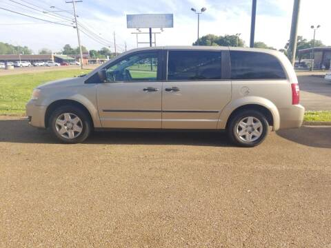 2008 Dodge Grand Caravan for sale at Frontline Auto Sales in Martin TN