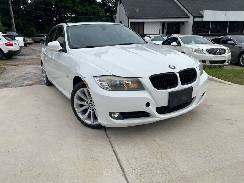 2011 BMW 3 Series for sale at Alpha Car Land LLC in Snellville GA