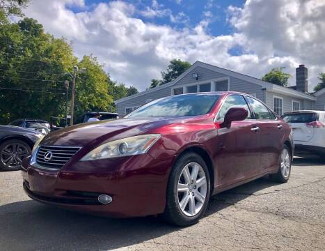 2007 Lexus ES 350 for sale at Top Line Import in Haverhill MA