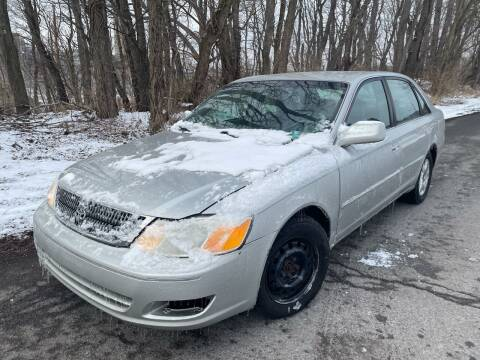2001 Toyota Avalon for sale at Trocci's Auto Sales in West Pittsburg PA