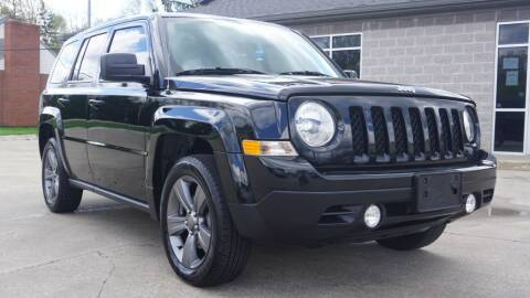 2015 Jeep Patriot for sale at World Auto Net in Cuyahoga Falls OH