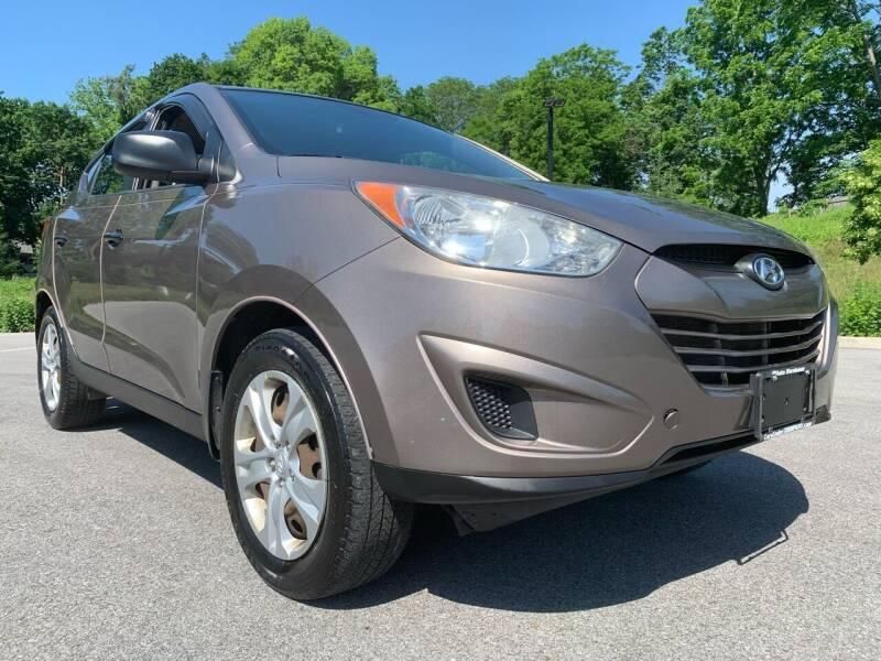2010 Hyundai Tucson for sale at Auto Warehouse in Poughkeepsie NY