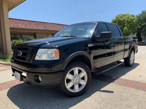 2007 Ford F-150 for sale at Auto Hub, Inc. in Anaheim CA