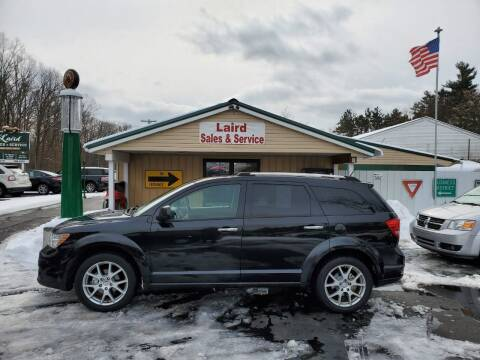 2011 Dodge Journey for sale at LAIRD SALES AND SERVICE in Muskegon MI