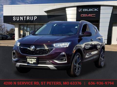 2020 Buick Encore GX for sale at SUNTRUP BUICK GMC in Saint Peters MO