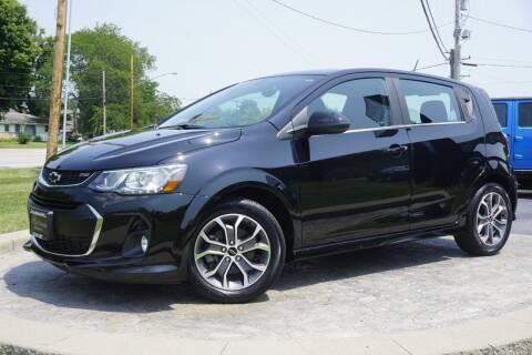 2019 Chevrolet Sonic for sale at Platinum Motors LLC in Heath OH