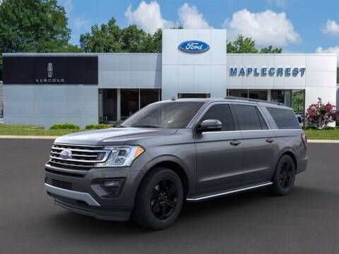 2020 Ford Expedition MAX for sale at MAPLECREST FORD LINCOLN USED CARS in Vauxhall NJ