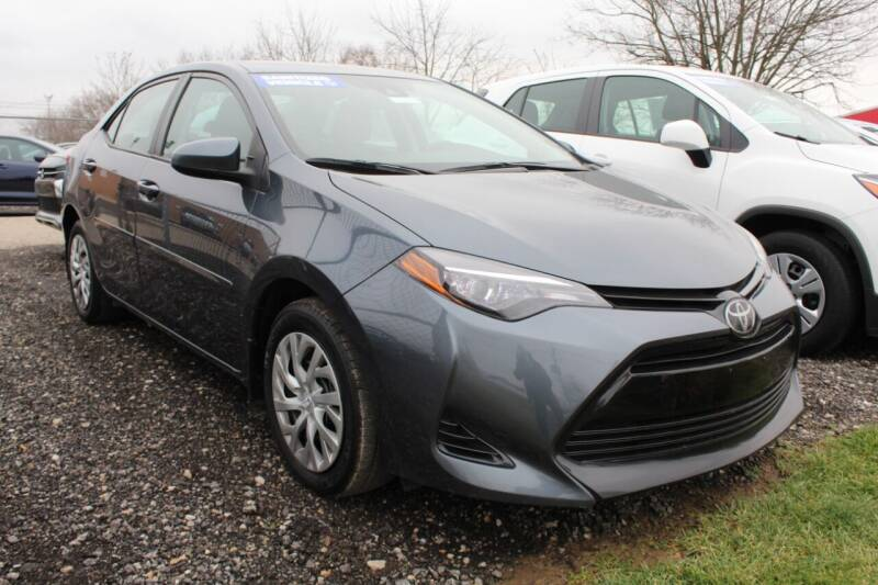 2018 Toyota Corolla for sale at SHAFER AUTO GROUP in Columbus OH