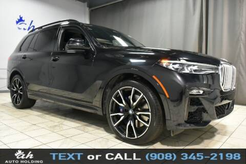 2019 BMW X7 for sale at AUTO HOLDING in Hillside NJ
