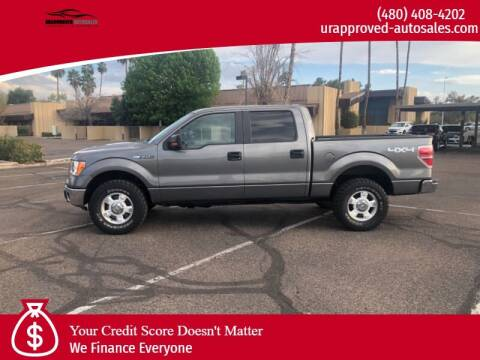 2010 Ford F-150 for sale at UR APPROVED AUTO SALES LLC in Tempe AZ