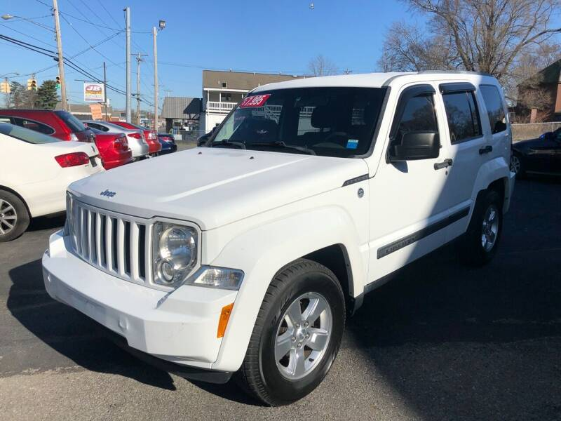 2011 Jeep Liberty for sale at JB Auto Sales in Schenectady NY