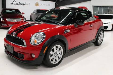 2014 MINI Coupe for sale at ESPI Motors in Houston TX