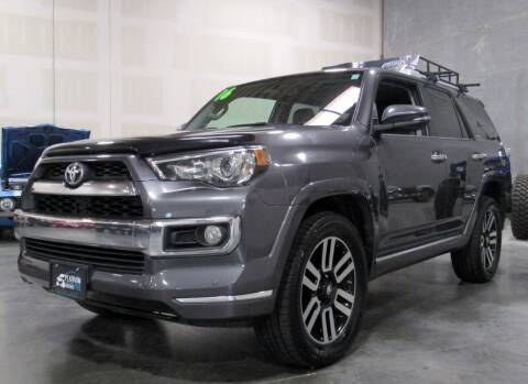 2016 Toyota 4Runner for sale at Platinum Motors in Portland OR