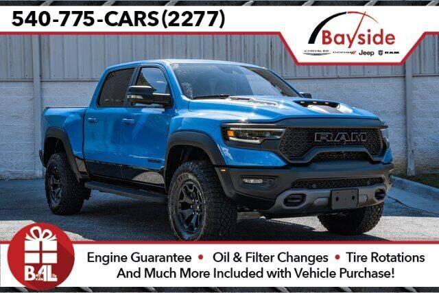 2021 RAM Ram Pickup 1500 for sale in King George, VA