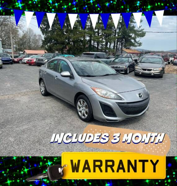 2010 Mazda MAZDA3 for sale at LAUER BROTHERS AUTO SALES in Dover PA