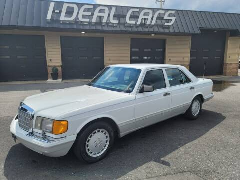 1989 Mercedes-Benz 300-Class for sale at I-Deal Cars in Harrisburg PA
