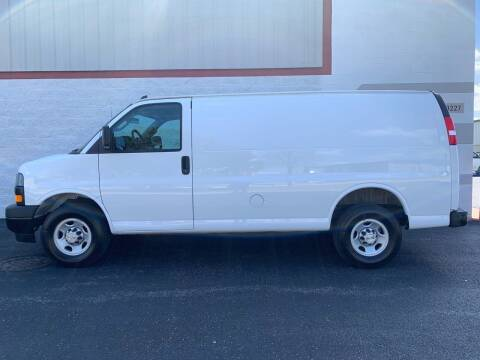 2018 Chevrolet Express Cargo for sale at Ryan Motors in Frankfort IL