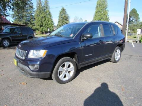 2012 Jeep Compass for sale at Triple C Auto Brokers in Washougal WA