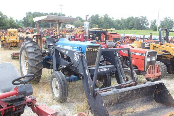 1982 Ford 6600 for sale at Vehicle Network - Joe's Tractor Sales in Thomasville NC