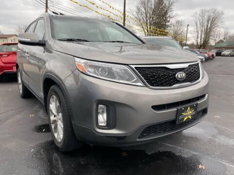 2014 Kia Sorento for sale at Auto Exchange in The Plains OH