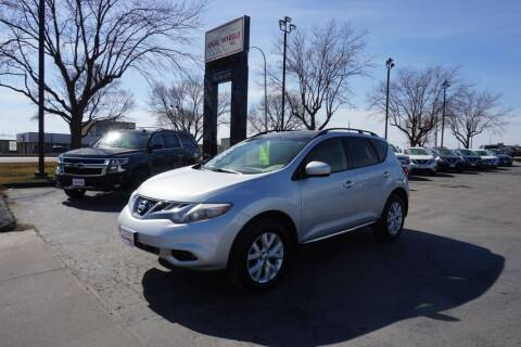 2013 Nissan Murano for sale at Ideal Wheels in Sioux City IA