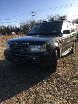 2007 Land Rover Range Rover Sport for sale at PRESTIGE MOTORS in Fredericksburg VA