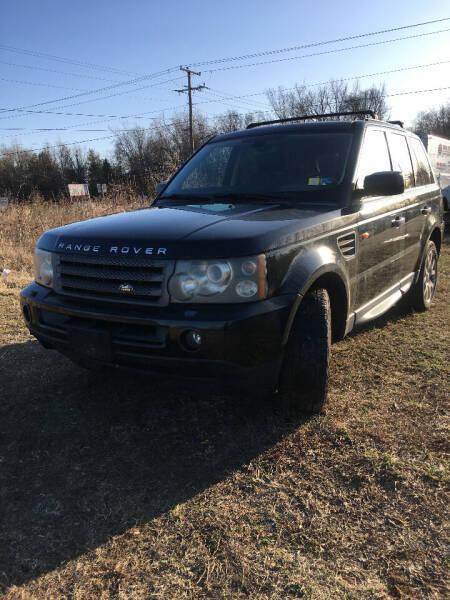 2007 Land Rover Range Rover Sport for sale at PRESTIGE MOTORS in Fredericksburg VA