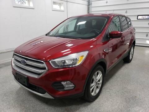 2017 Ford Escape for sale at KLC AUTO SALES in Agawam MA