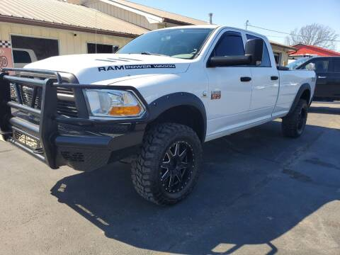 2012 RAM Ram Pickup 2500 for sale at Bailey Family Auto Sales in Lincoln AR