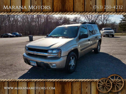 2005 Chevrolet TrailBlazer EXT for sale at Marana Motors in Princeton MN