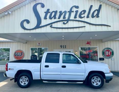 2006 Chevrolet Silverado 1500 for sale at Stanfield Auto Sales in Greenfield IN
