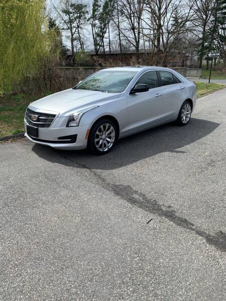 2017 Cadillac ATS for sale at CAR STOP in Linden NJ